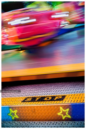 Stop The Carousel :: Urban impression photography - Artwork © Michel Godts