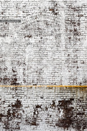Yellow Strip :: Urban minimalist photography - Artwork © Michel Godts