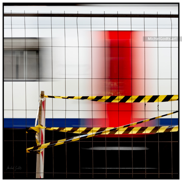 Motion Warning :: Abstract realism photography - Artwork © Michel Godts